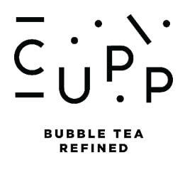 Cupp Bubble Tea Kiosk Logo