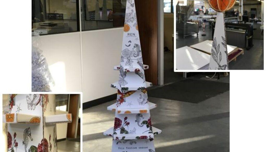 Pic 1 - REN Xmas Tree