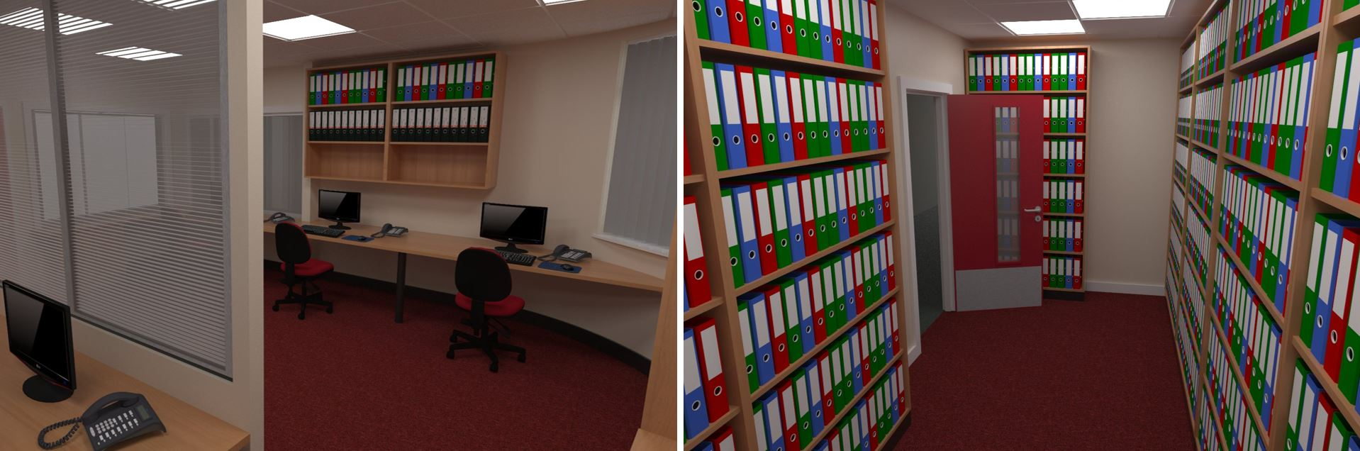 Pic 4 Hollyfast Reception Office