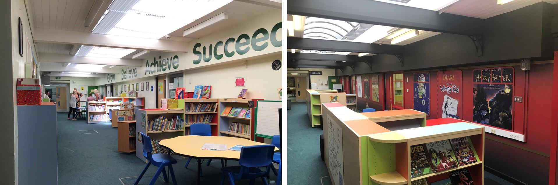 Pic 5 Parklands Library Before & After